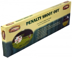 2 In 1 Penalty Shoot Out Football Goal Game